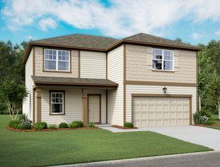 Sagan - Kingsland Heights: Brookshire, Texas - Starlight Homes