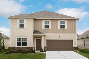 Solstice - Kingsland Heights: Brookshire, Texas - Starlight Homes