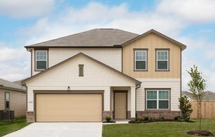 Beacon - Kingsland Heights: Brookshire, Texas - Starlight Homes