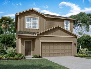 Endeavor - Hidden Creek: Zephyrhills, Florida - Starlight Homes