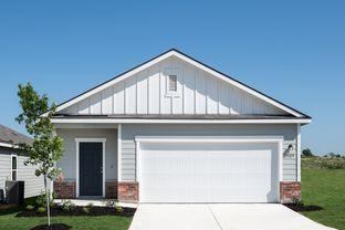 Enterprise - Cottonwood Farms: Hutto, Texas - Starlight Homes