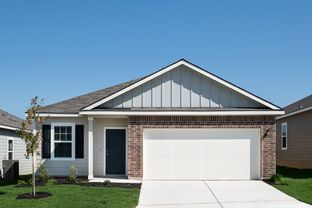 Comet - Hallies Ranch: Saint Hedwig, Texas - Starlight Homes