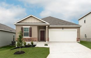 Moonbeam - Hallies Ranch: Saint Hedwig, Texas - Starlight Homes