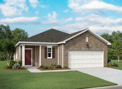 Glimmer - Meridian: San Antonio, Texas - Starlight Homes