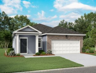 Sterling - Meridian: San Antonio, Texas - Starlight Homes