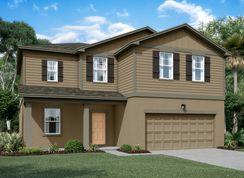 Sagan - Hidden Creek: Zephyrhills, Florida - Starlight Homes