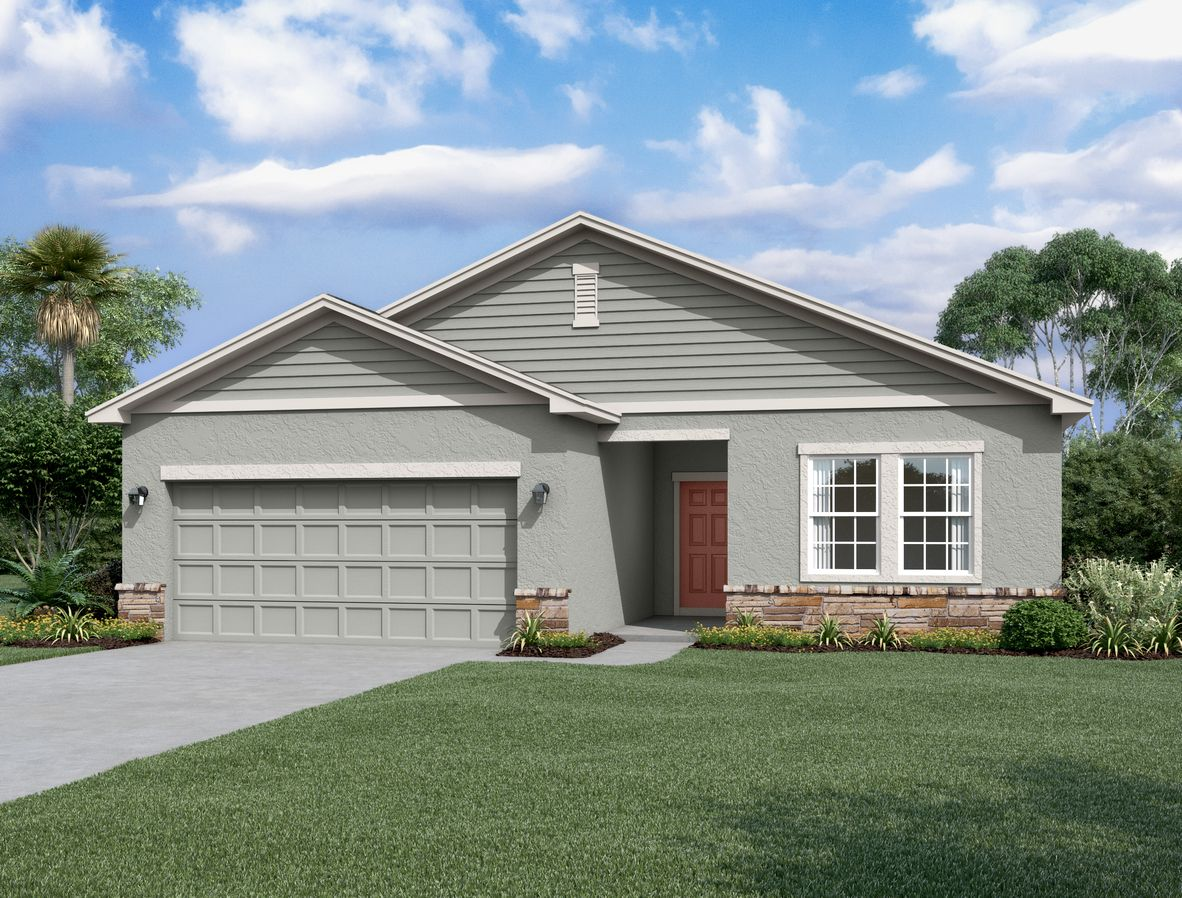 Exterior featured in the Firefly By Starlight Homes in Tampa-St. Petersburg, FL