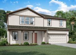 Catalina - Imperial Oaks: Dover, Florida - Starlight Homes