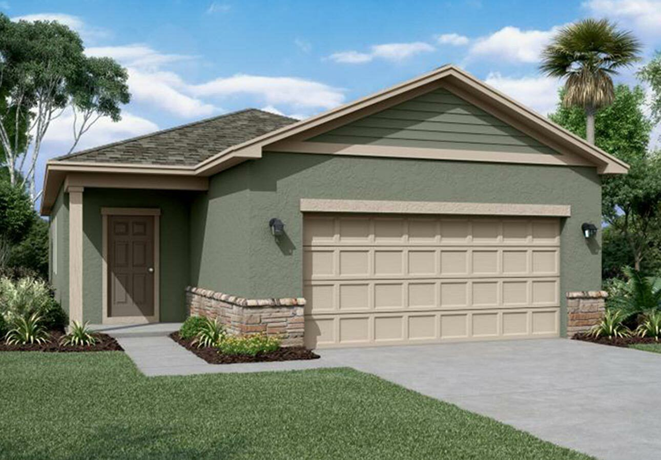 'Shell Cove' by Starlight Homes-Tampa in Tampa-St. Petersburg