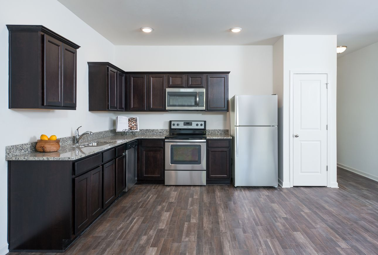 Kitchen featured in the Cosmos By Starlight Homes in Atlanta, GA
