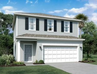 Endeavor - Lincoln Oaks: Deland, Florida - Starlight Homes