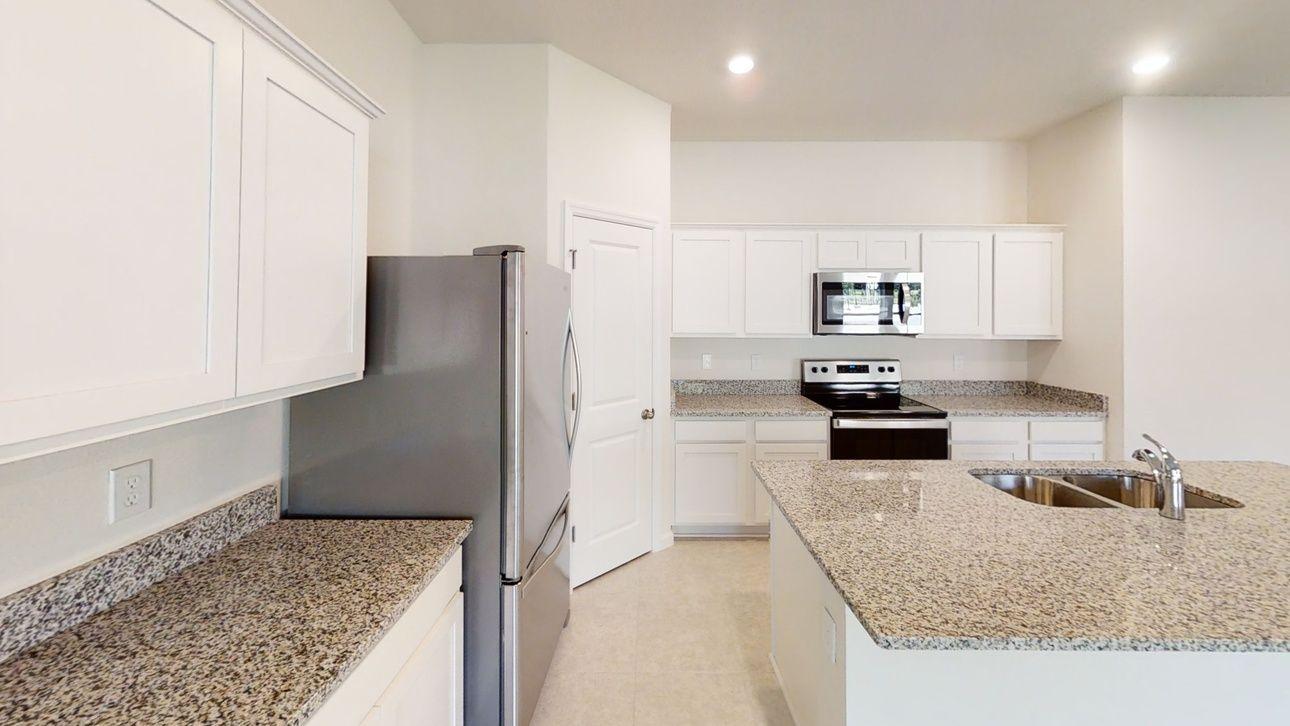 Kitchen featured in the Magellan By Starlight Homes in Daytona Beach, FL