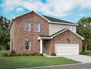 Beacon - Willow Springs: Haslet, Texas - Starlight Homes