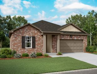 Aurora - Willow Springs: Haslet, Texas - Starlight Homes