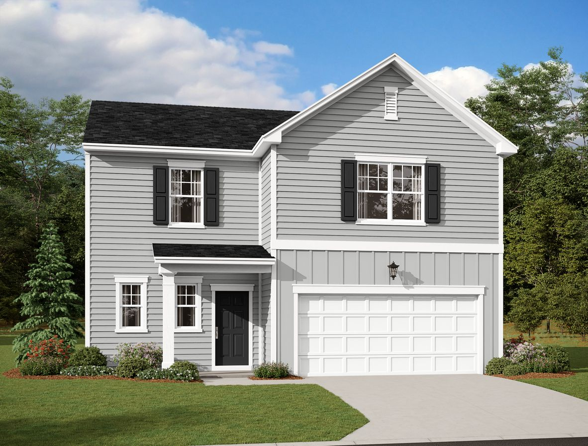 Exterior featured in the Copernicus By Starlight Homes in Charleston, SC