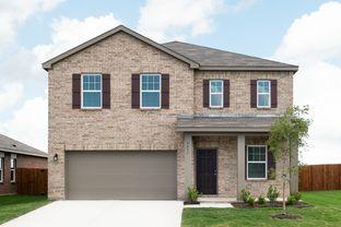 Spectra - McPherson Village: Crowley, Texas - Starlight Homes