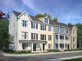 The Waverly - Daleville Town Center Townhomes: Daleville, Virginia - Stateson Homes