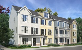 Daleville Town Center Townhomes by Stateson Homes in Roanoke Virginia