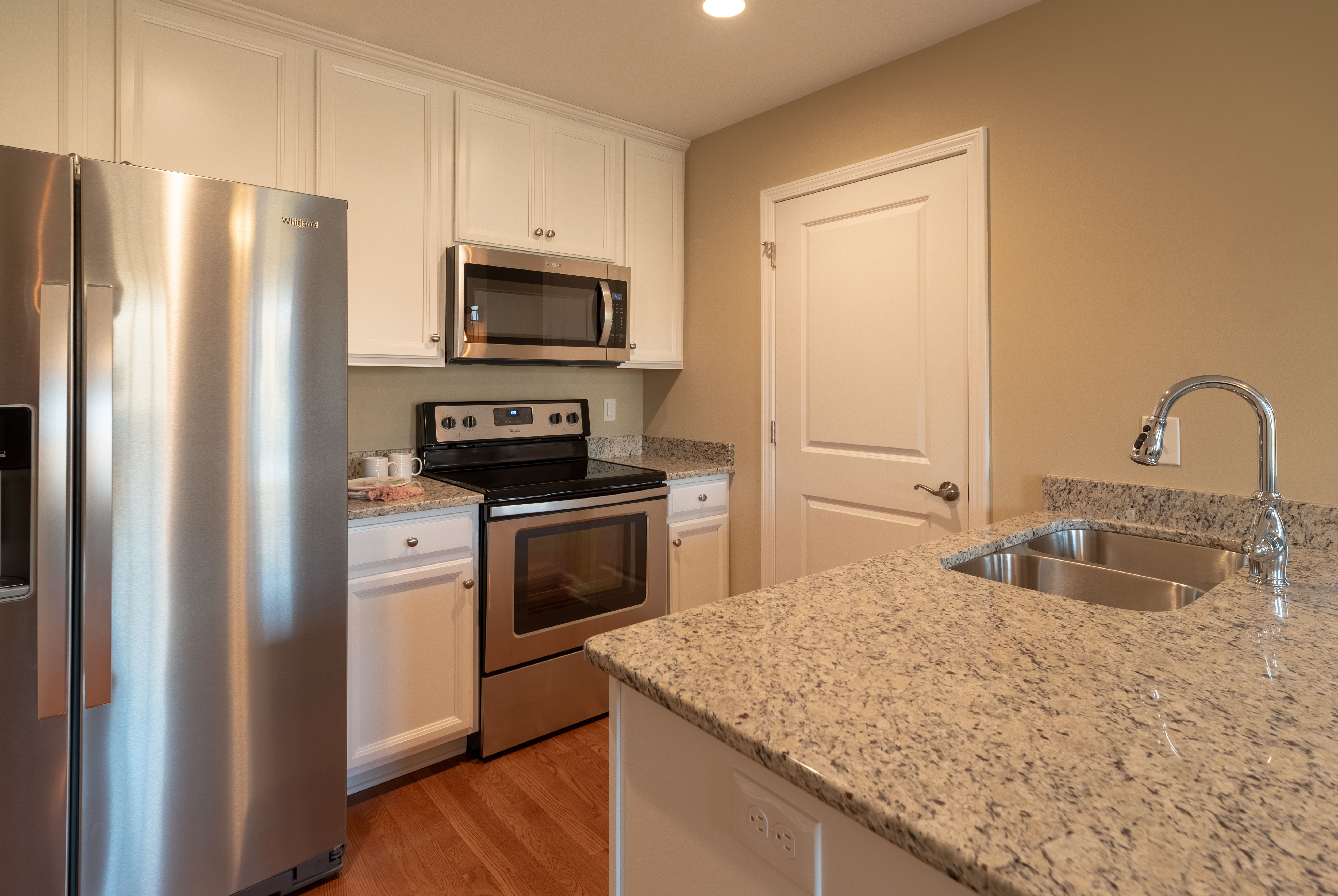 Kitchen-in-The Courtland-at-Daleville Town Center-in-Daleville