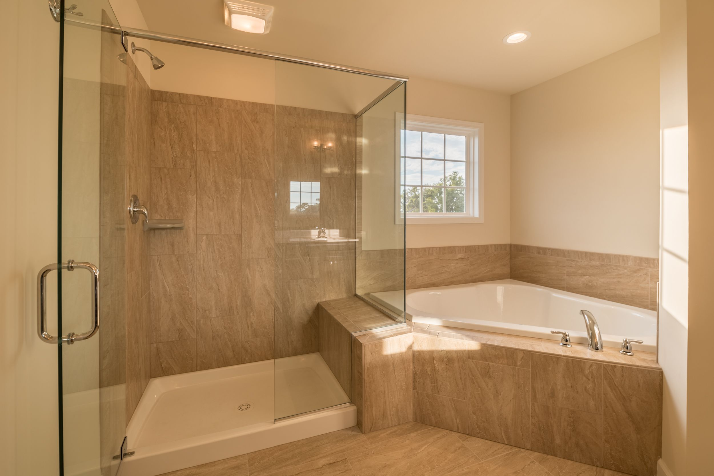 Bathroom featured in The Burwell By Stateson Homes in Blacksburg, VA