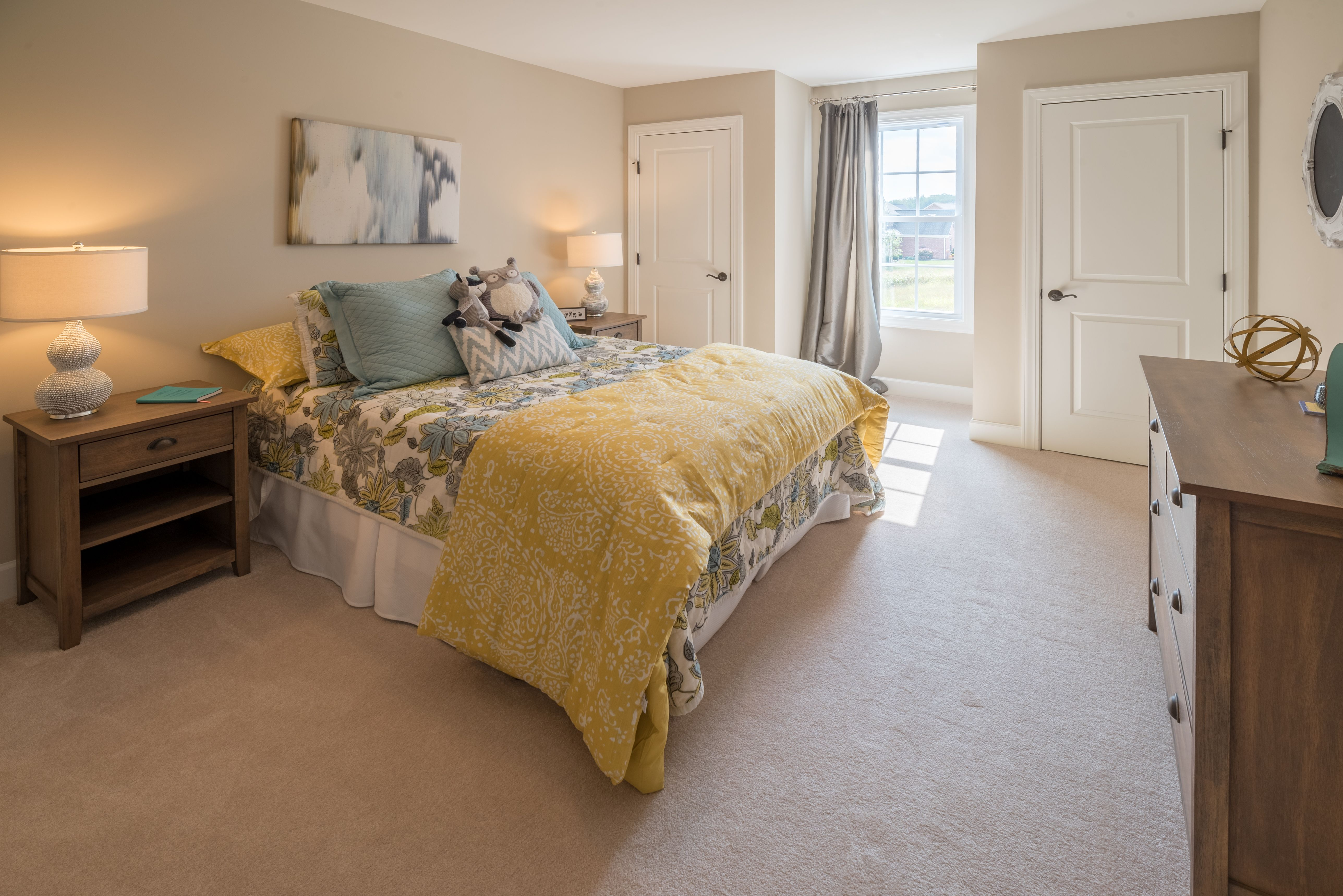 Bedroom featured in The Chesapeake By Stateson Homes in Blacksburg, VA