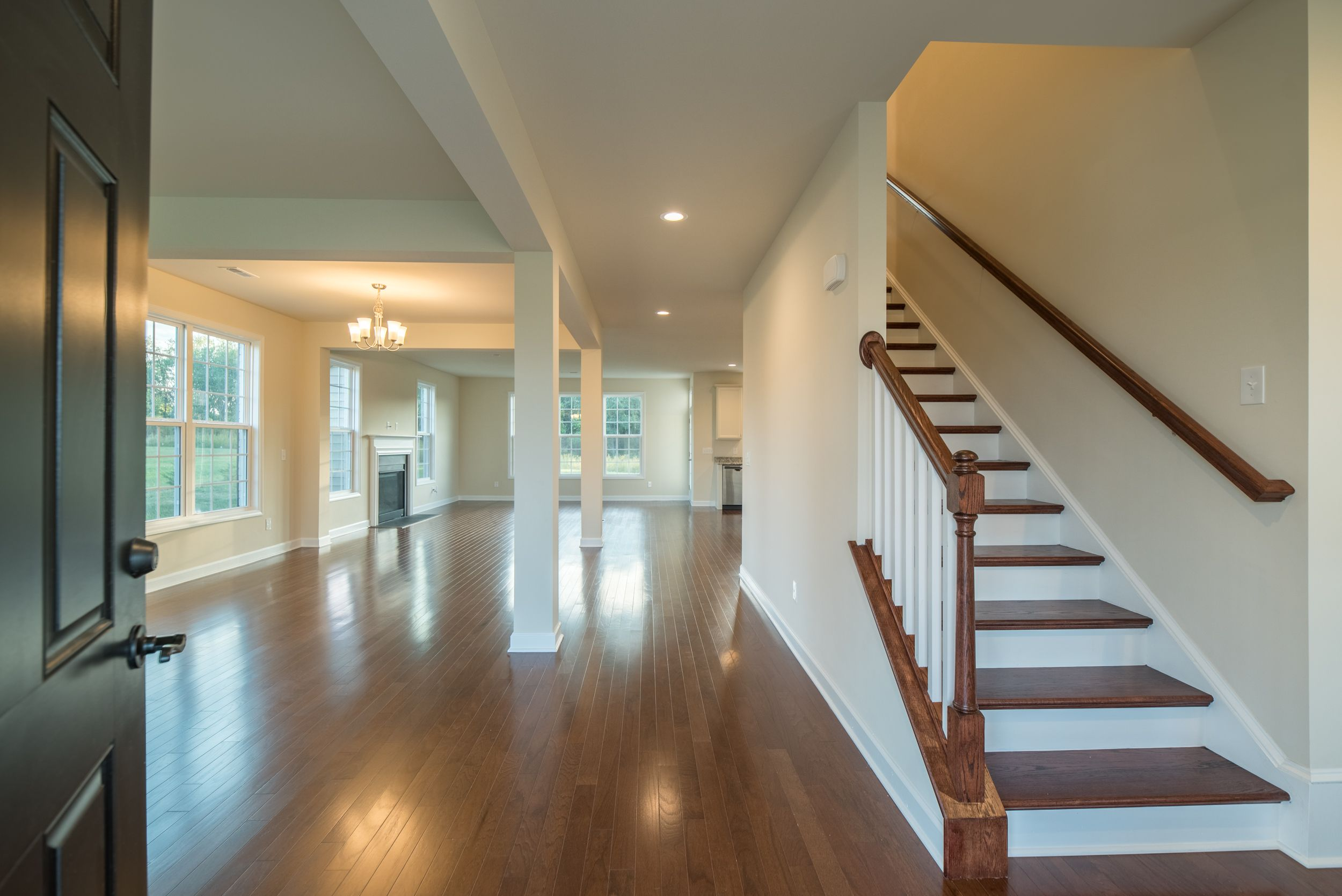 Living Area featured in The Eggleston By Stateson Homes in Blacksburg, VA