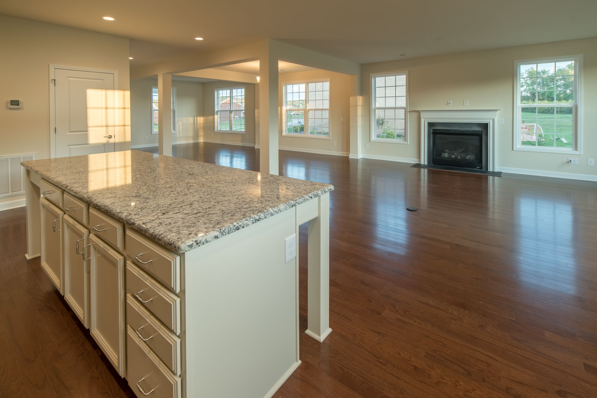 Kitchen featured in The Eggleston By Stateson Homes in Blacksburg, VA