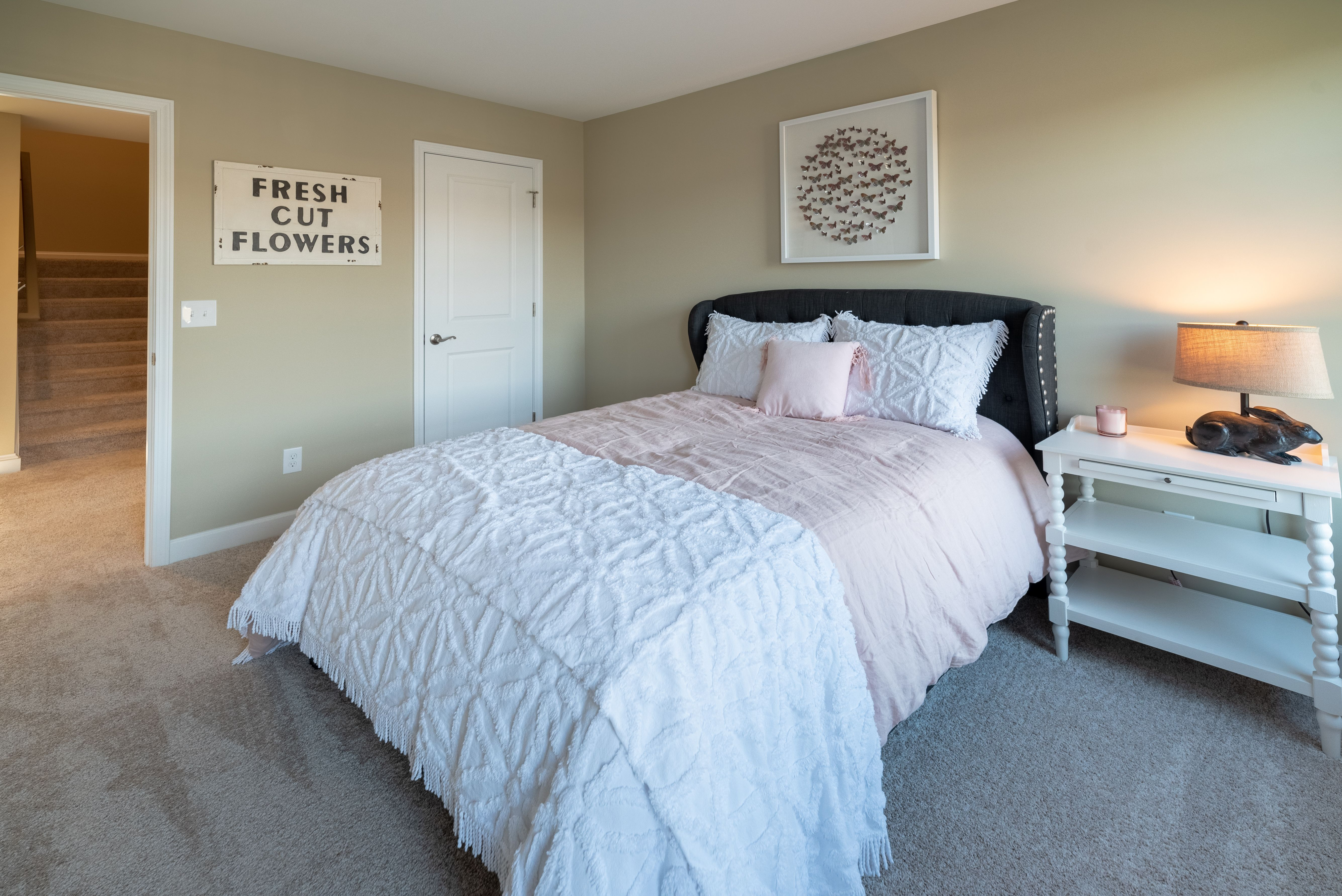 Bedroom featured in The Madison By Stateson Homes in Blacksburg, VA