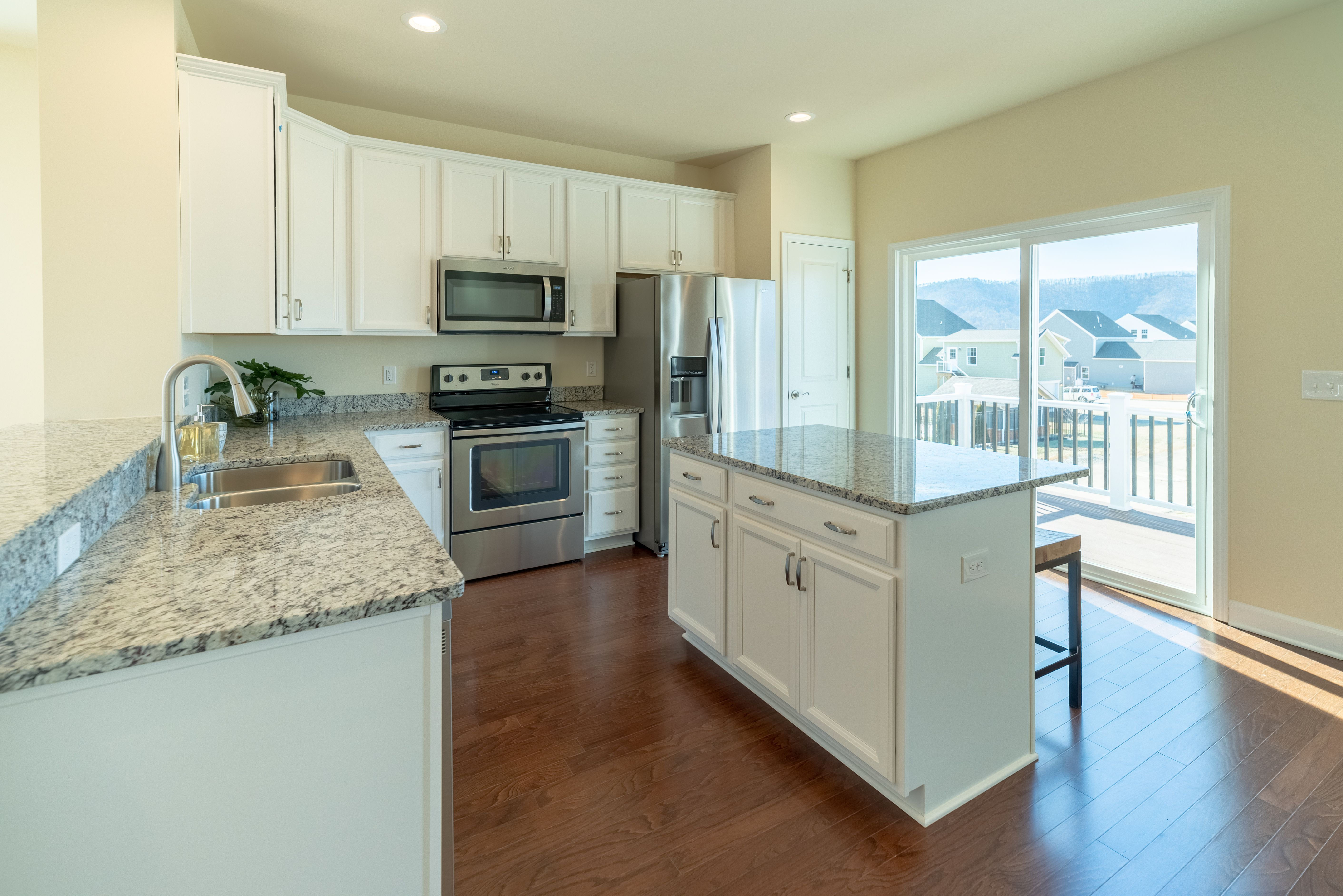 Kitchen featured in The Stafford By Stateson Homes in Roanoke, VA