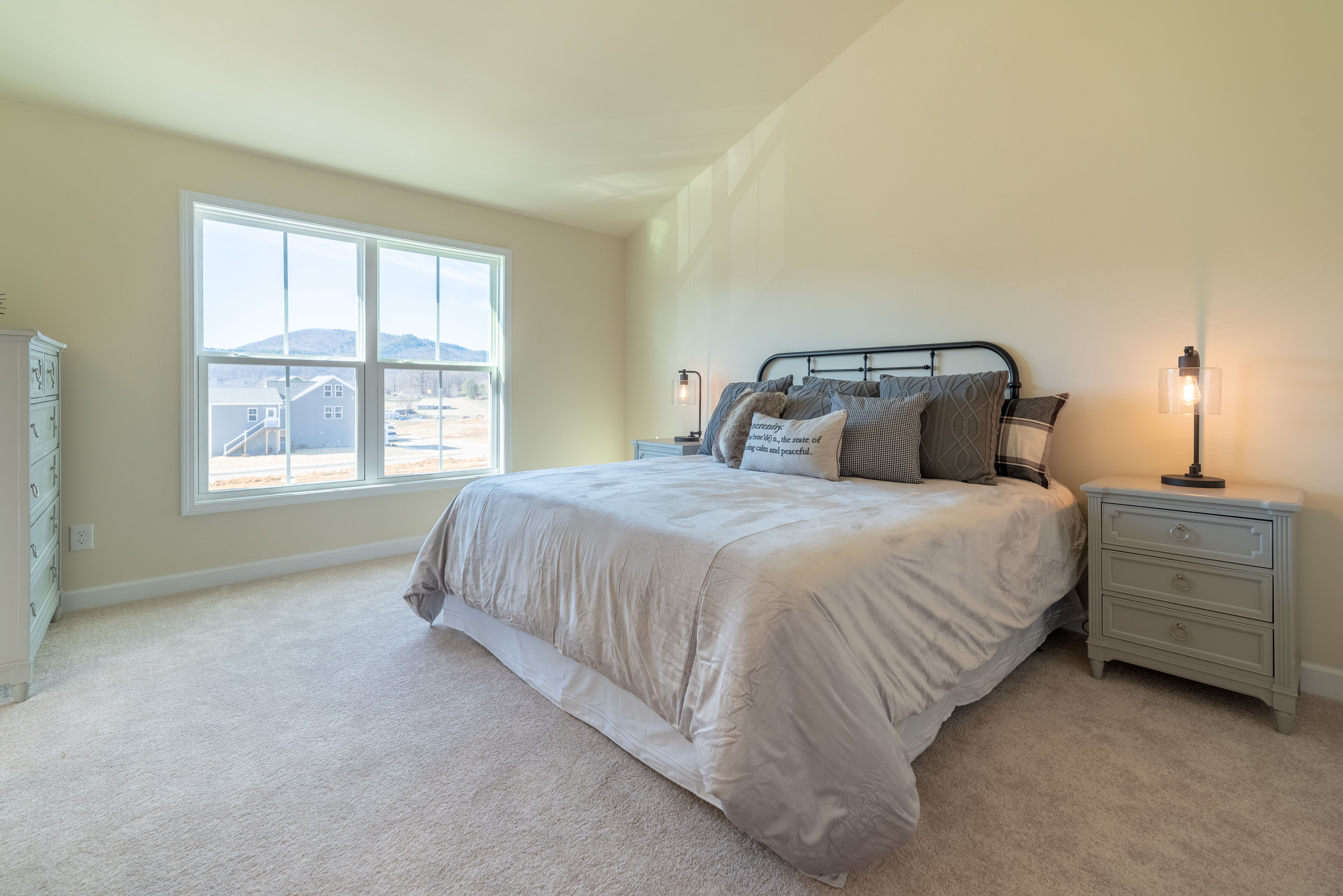 Bedroom featured in The Stafford By Stateson Homes in Roanoke, VA
