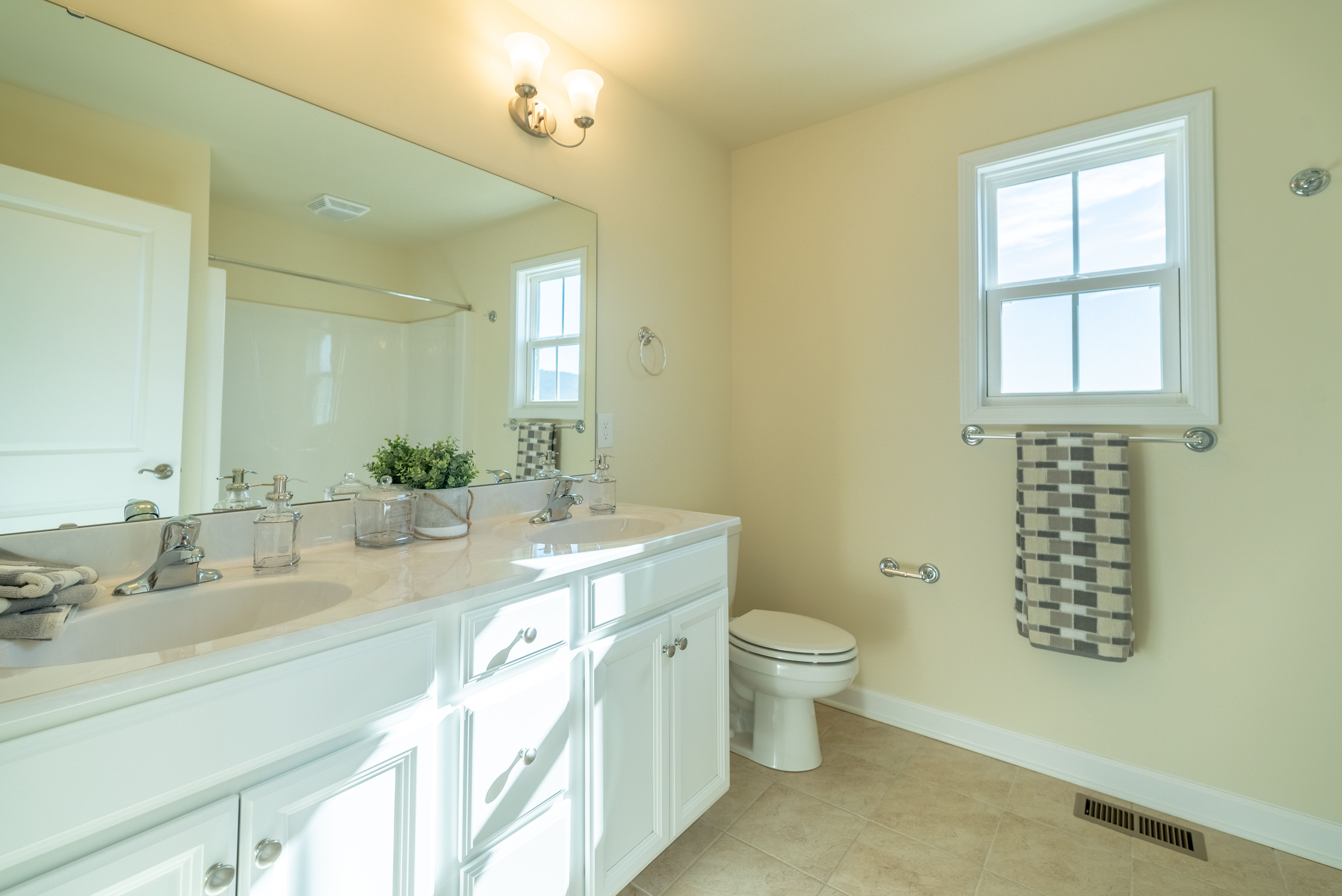 Bathroom featured in The Stafford By Stateson Homes in Roanoke, VA