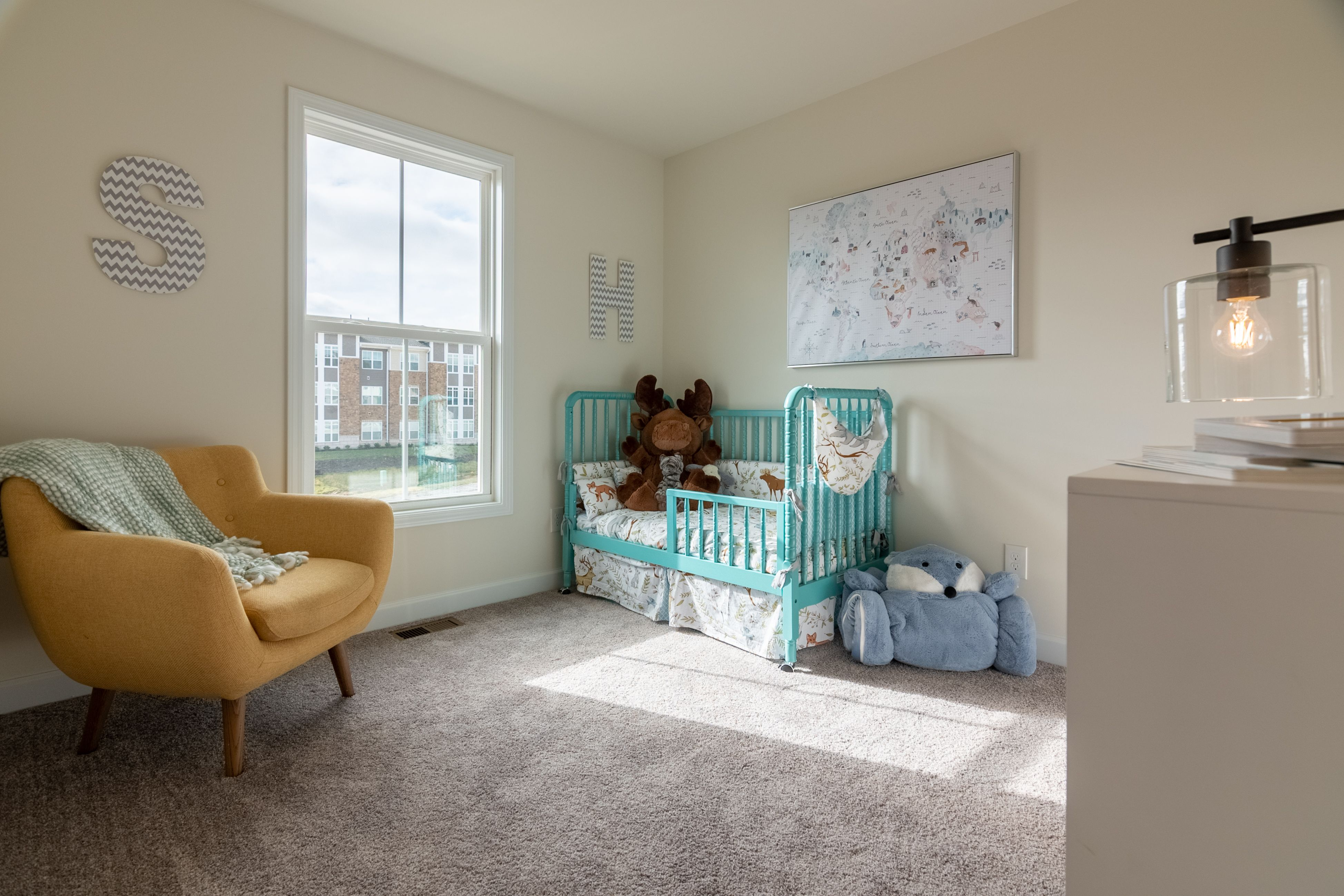 Bedroom featured in The Sterling By Stateson Homes in Blacksburg, VA