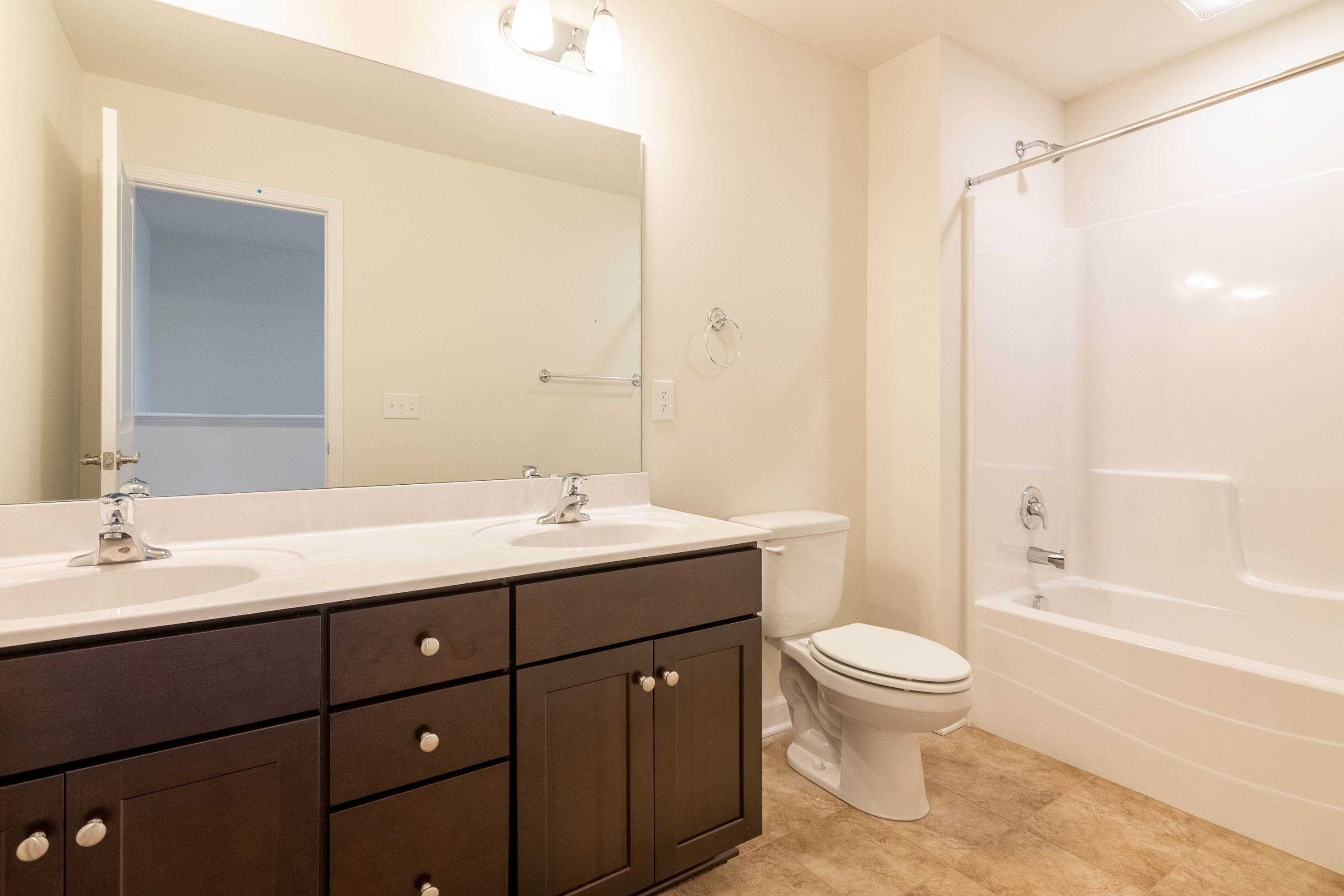 Bathroom featured in The Abingdon By Stateson Homes in Blacksburg, VA