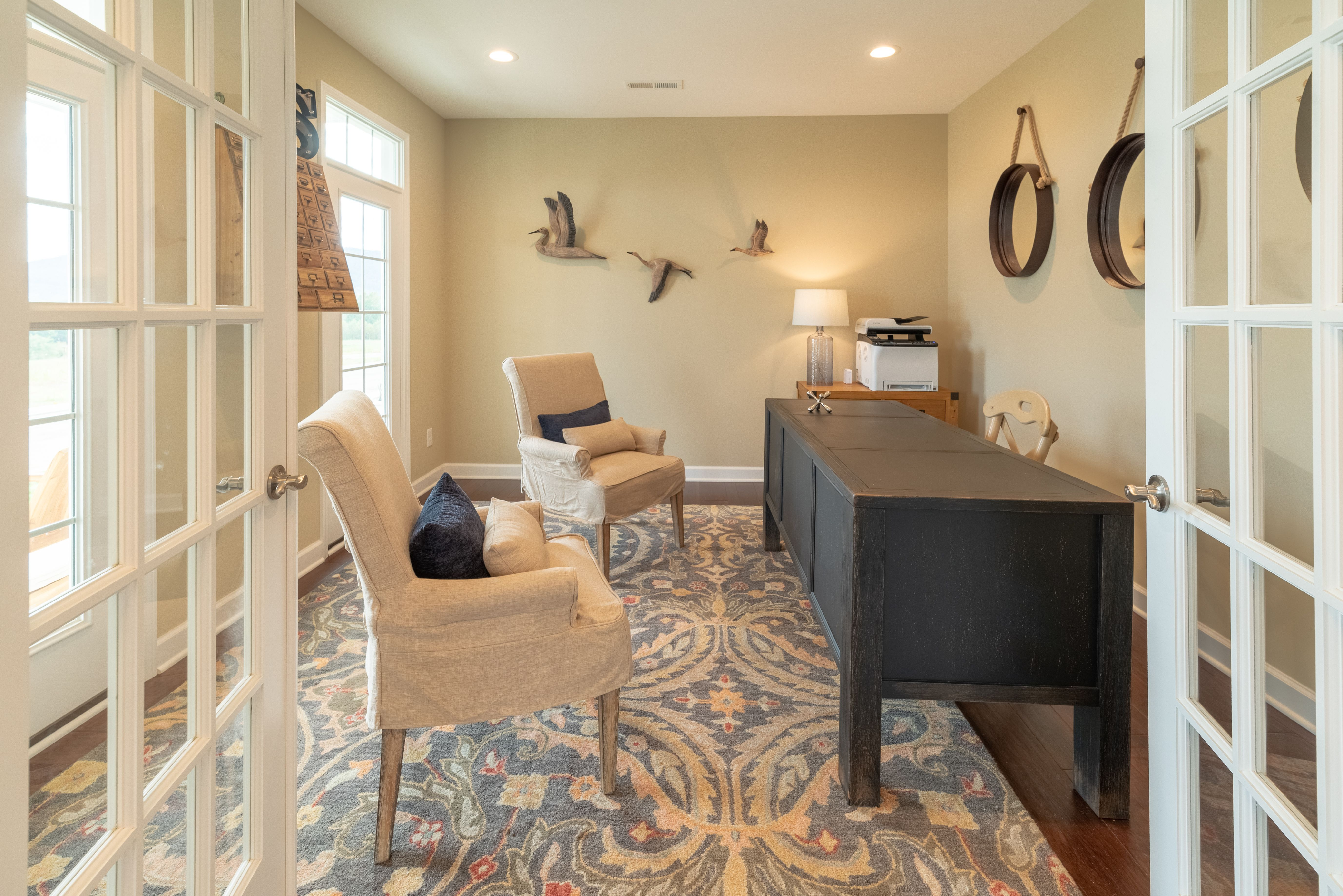 Living Area featured in The Amherst By Stateson Homes in Roanoke, VA