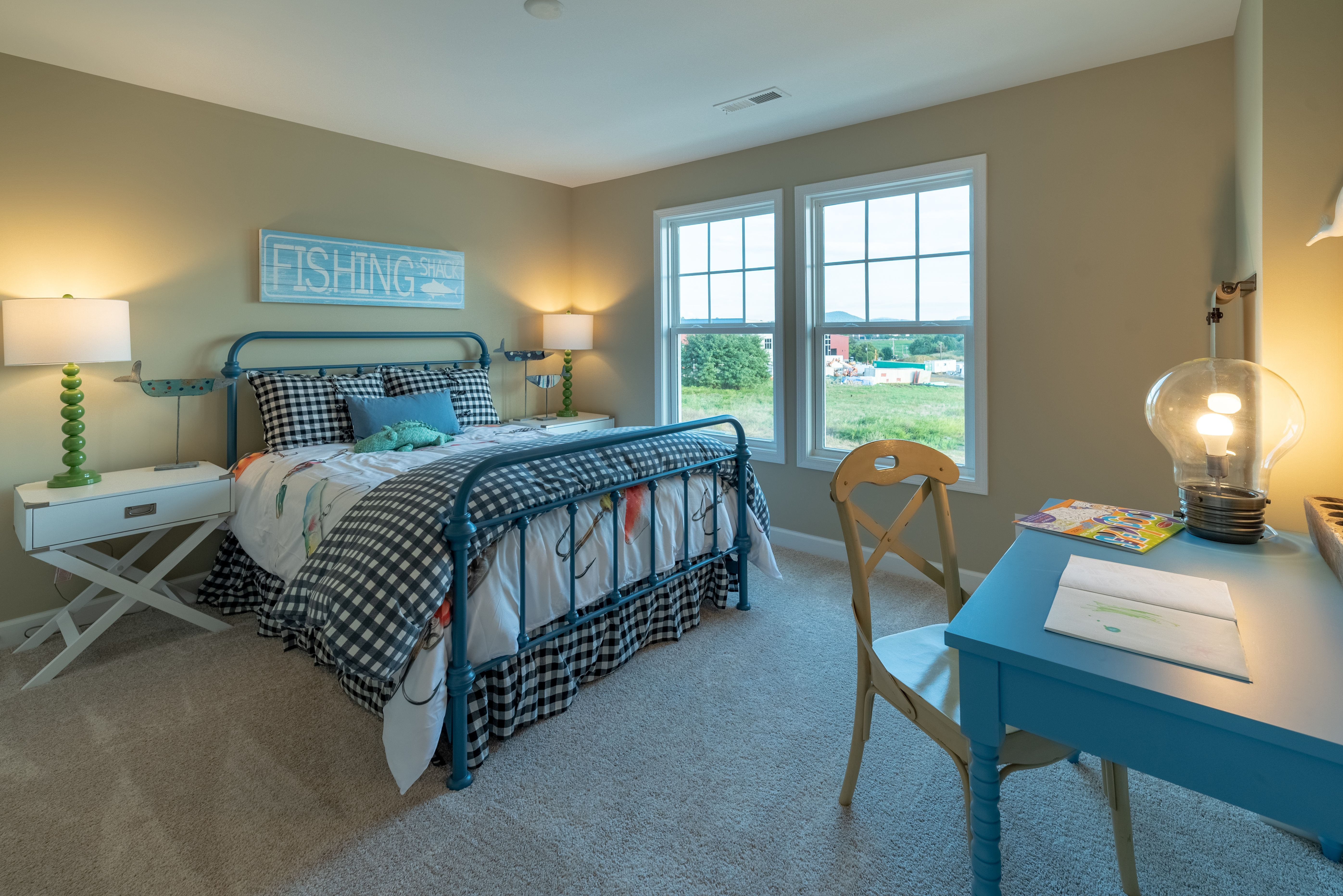 Bedroom featured in The Amherst By Stateson Homes in Roanoke, VA