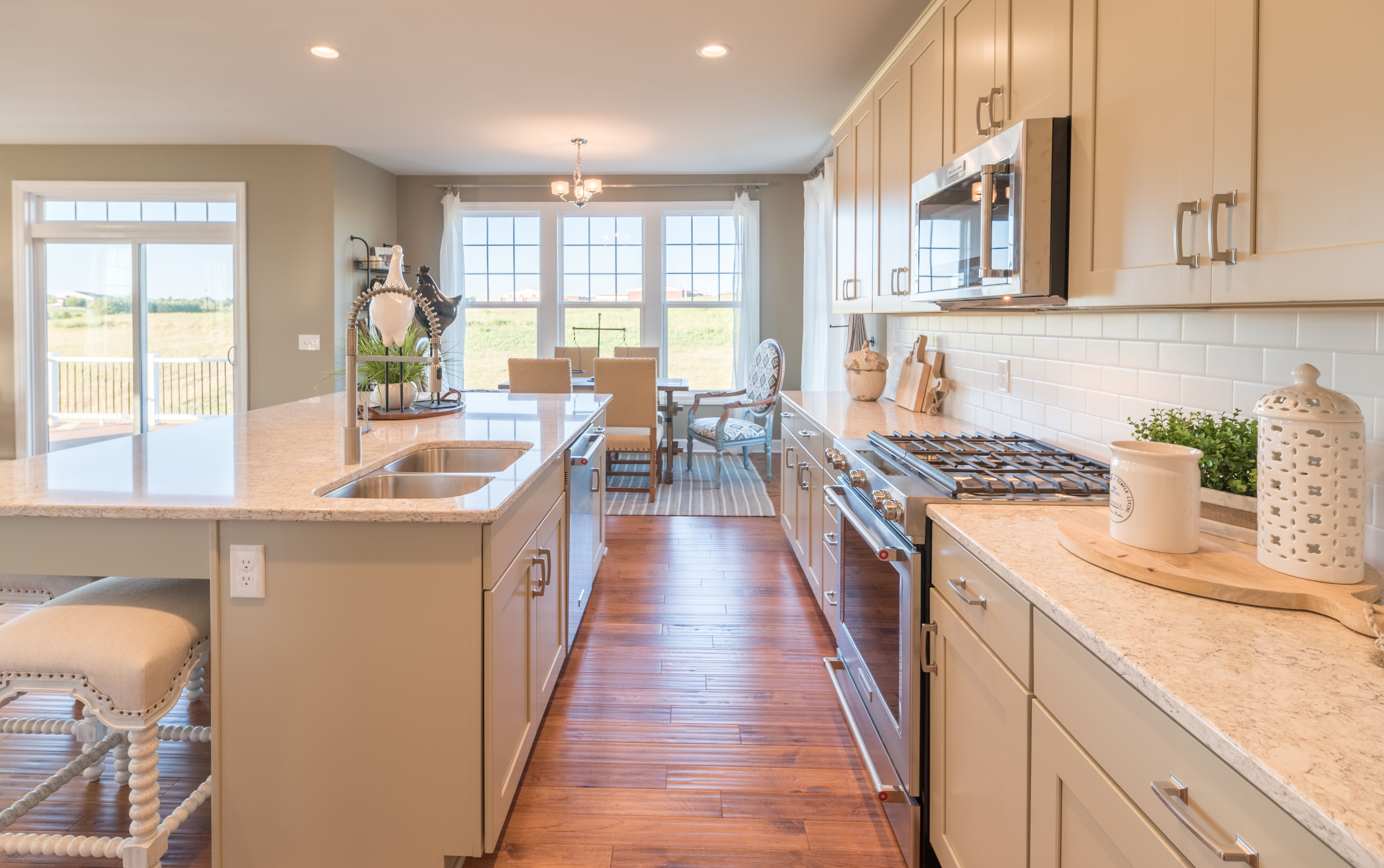 Kitchen featured in The Ashland By Stateson Homes in Roanoke, VA