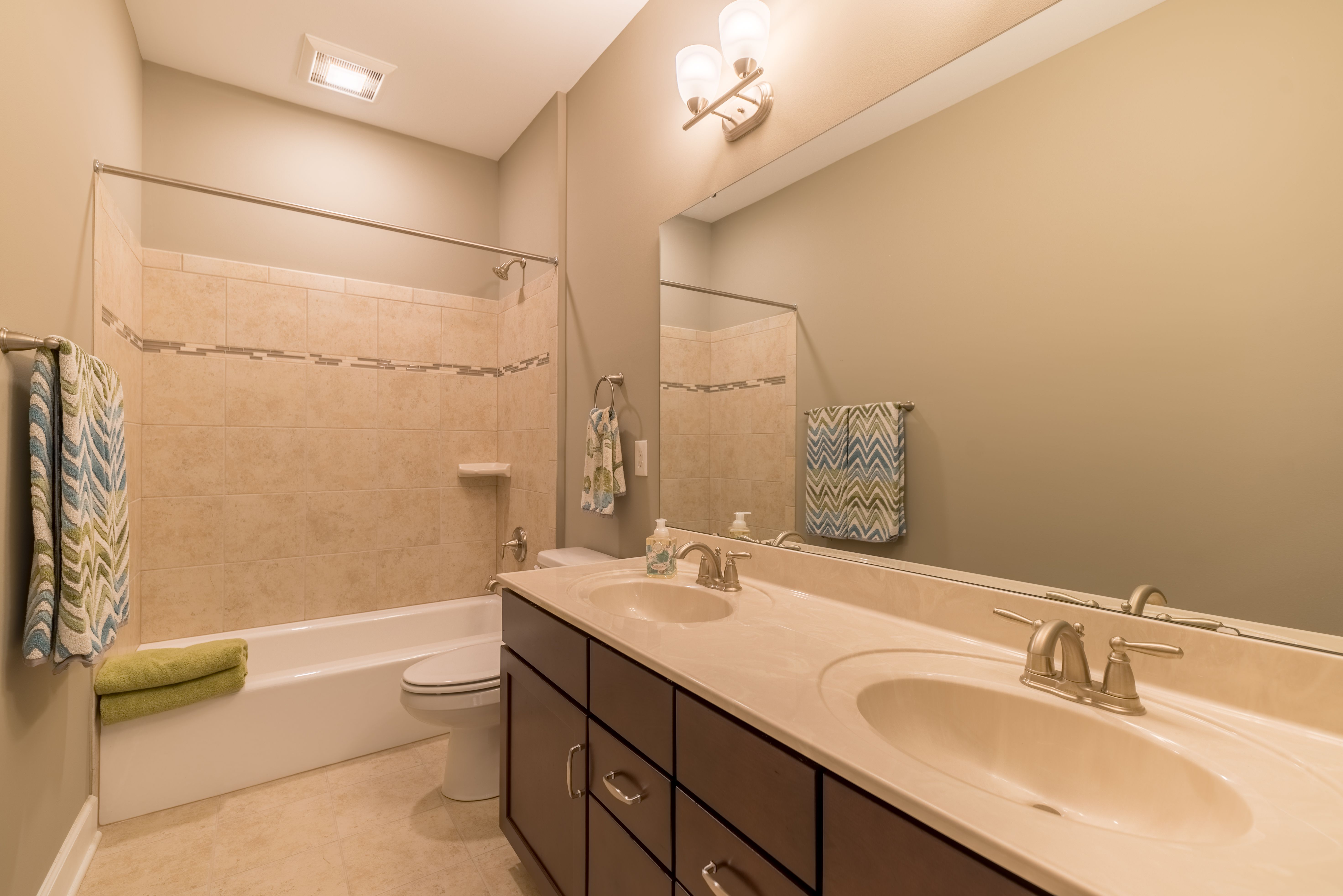 Bathroom featured in The Ashland By Stateson Homes in Roanoke, VA