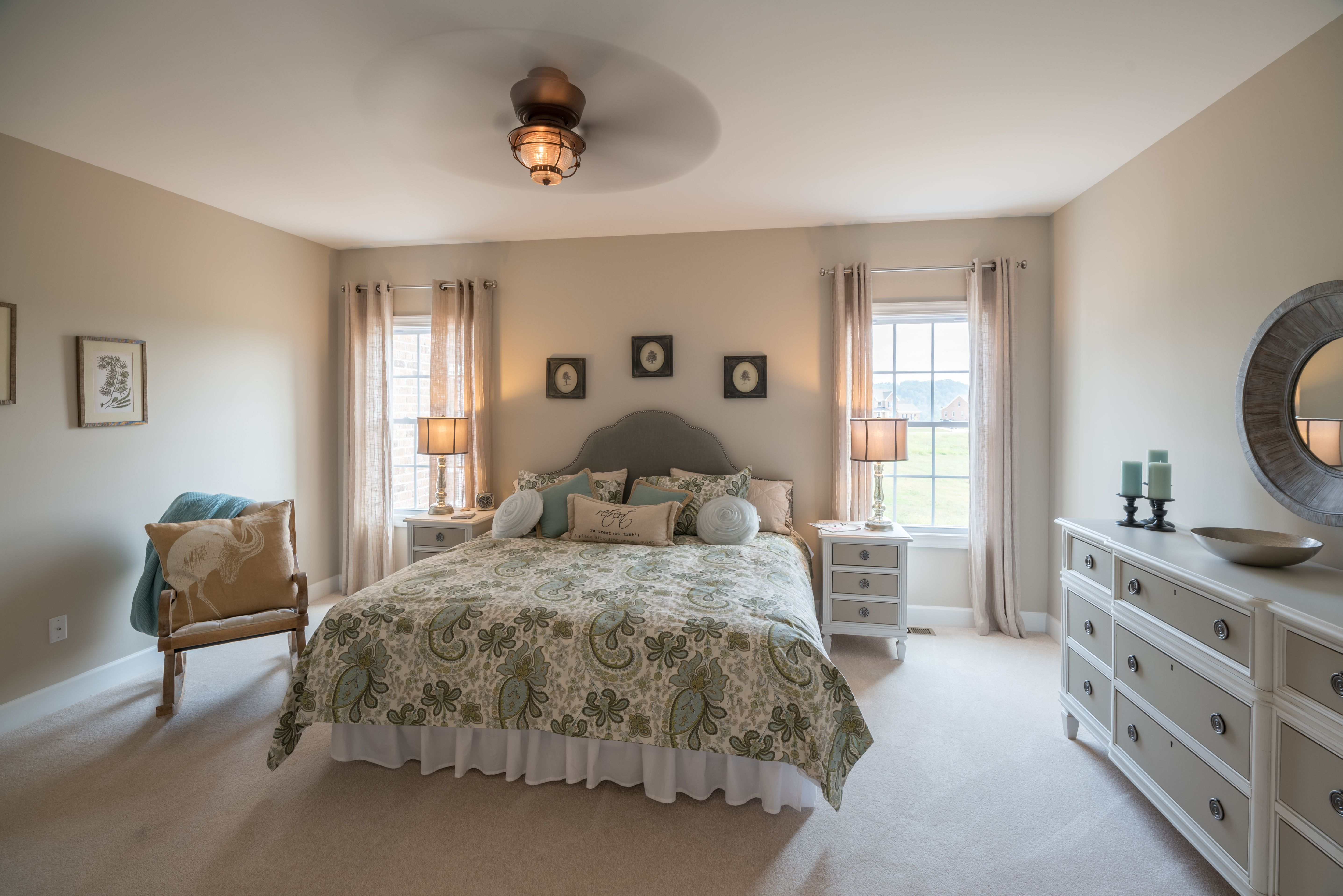 Bedroom featured in The Bedford By Stateson Homes in Roanoke, VA