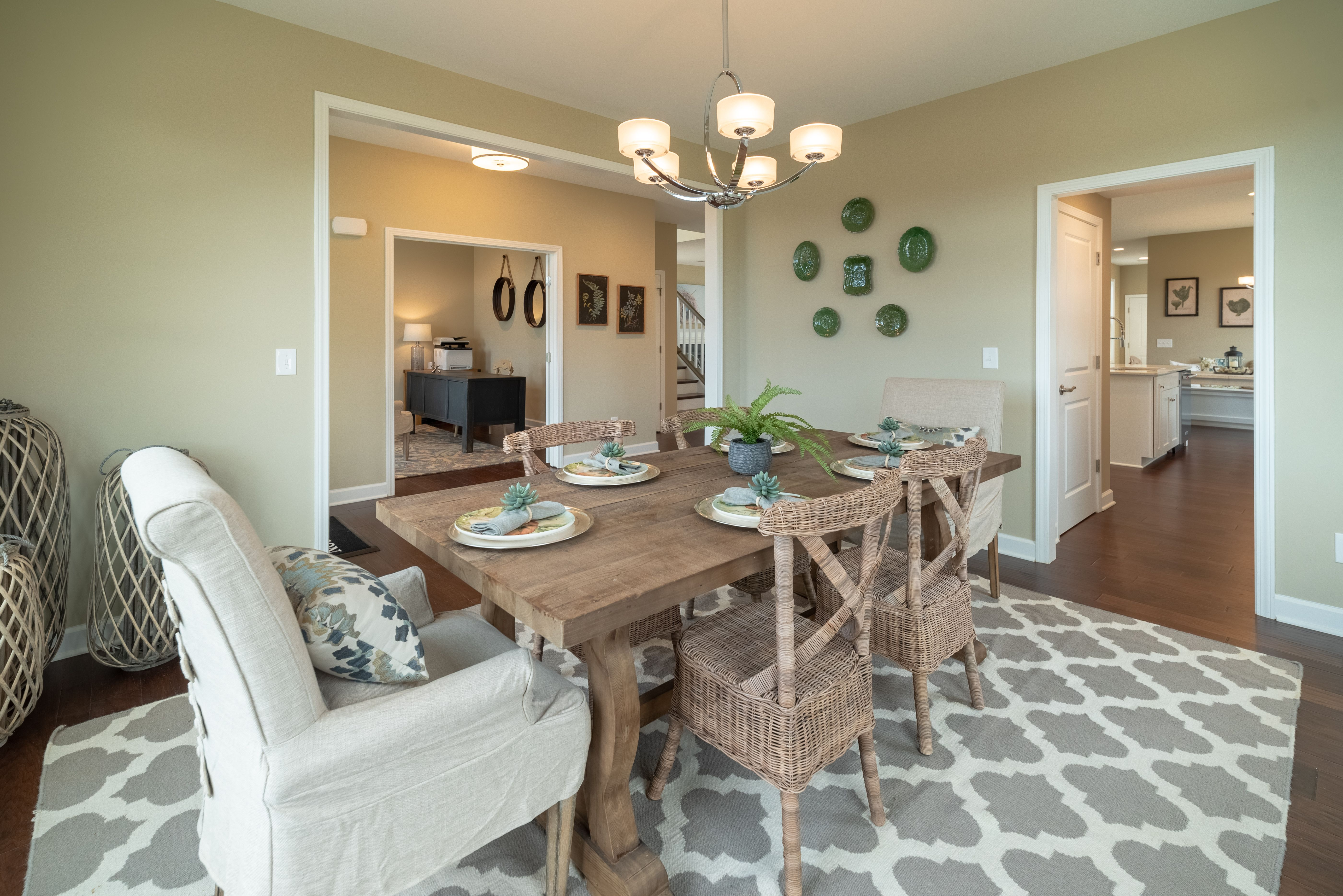 Living Area featured in The Courtland By Stateson Homes in Roanoke, VA