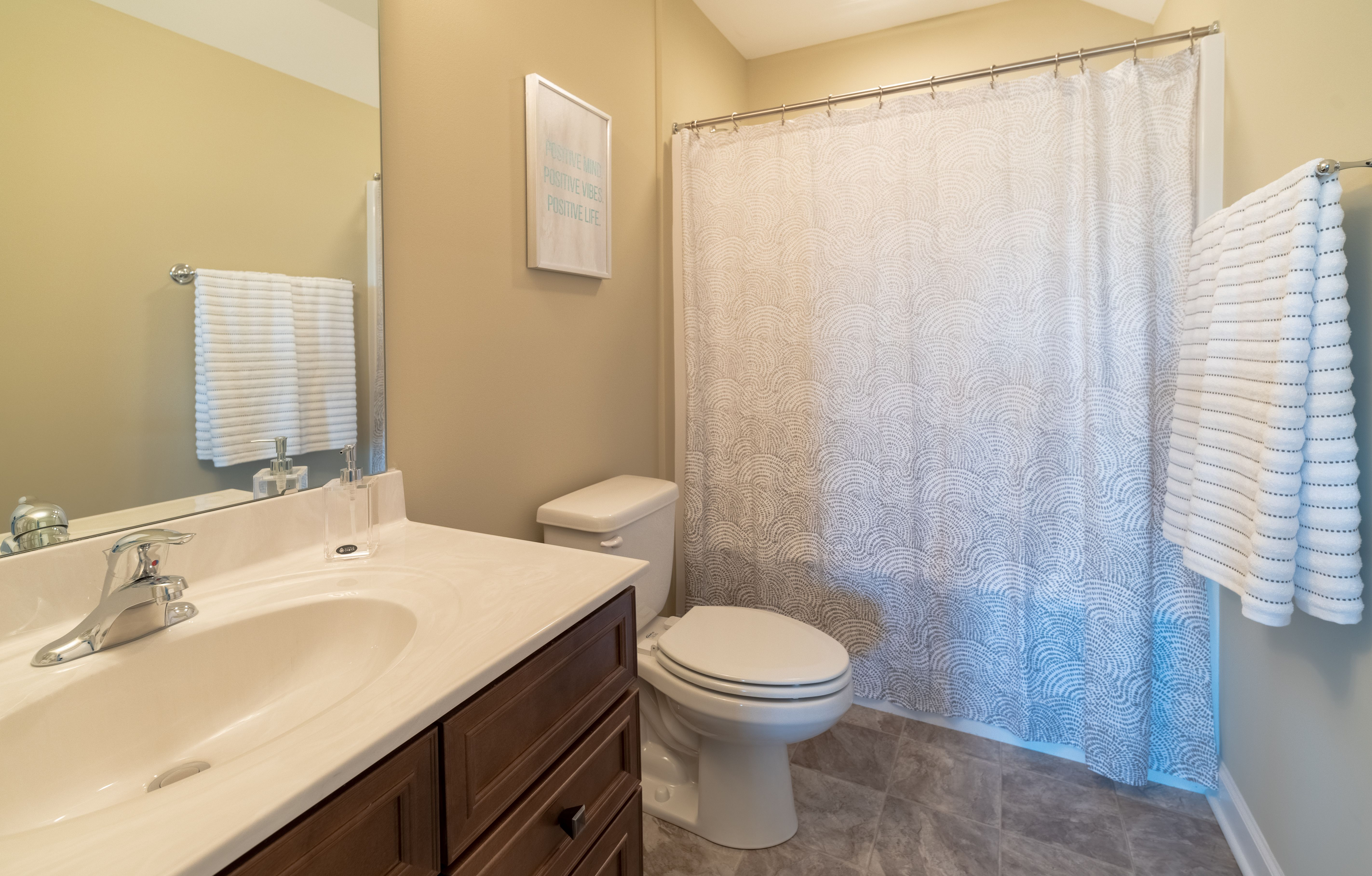 Bathroom featured in The Courtland By Stateson Homes in Roanoke, VA