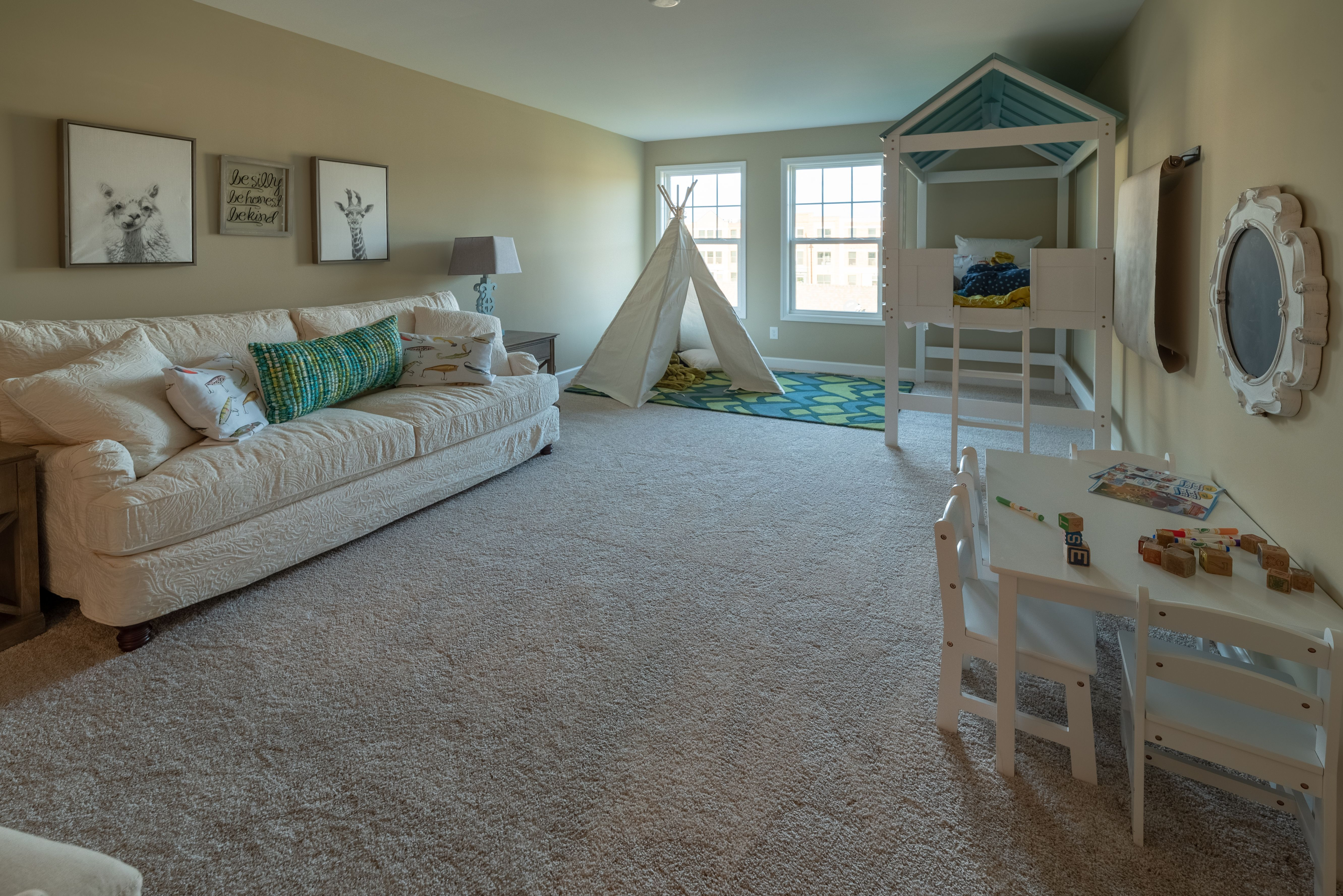 Bedroom featured in The Courtland By Stateson Homes in Roanoke, VA