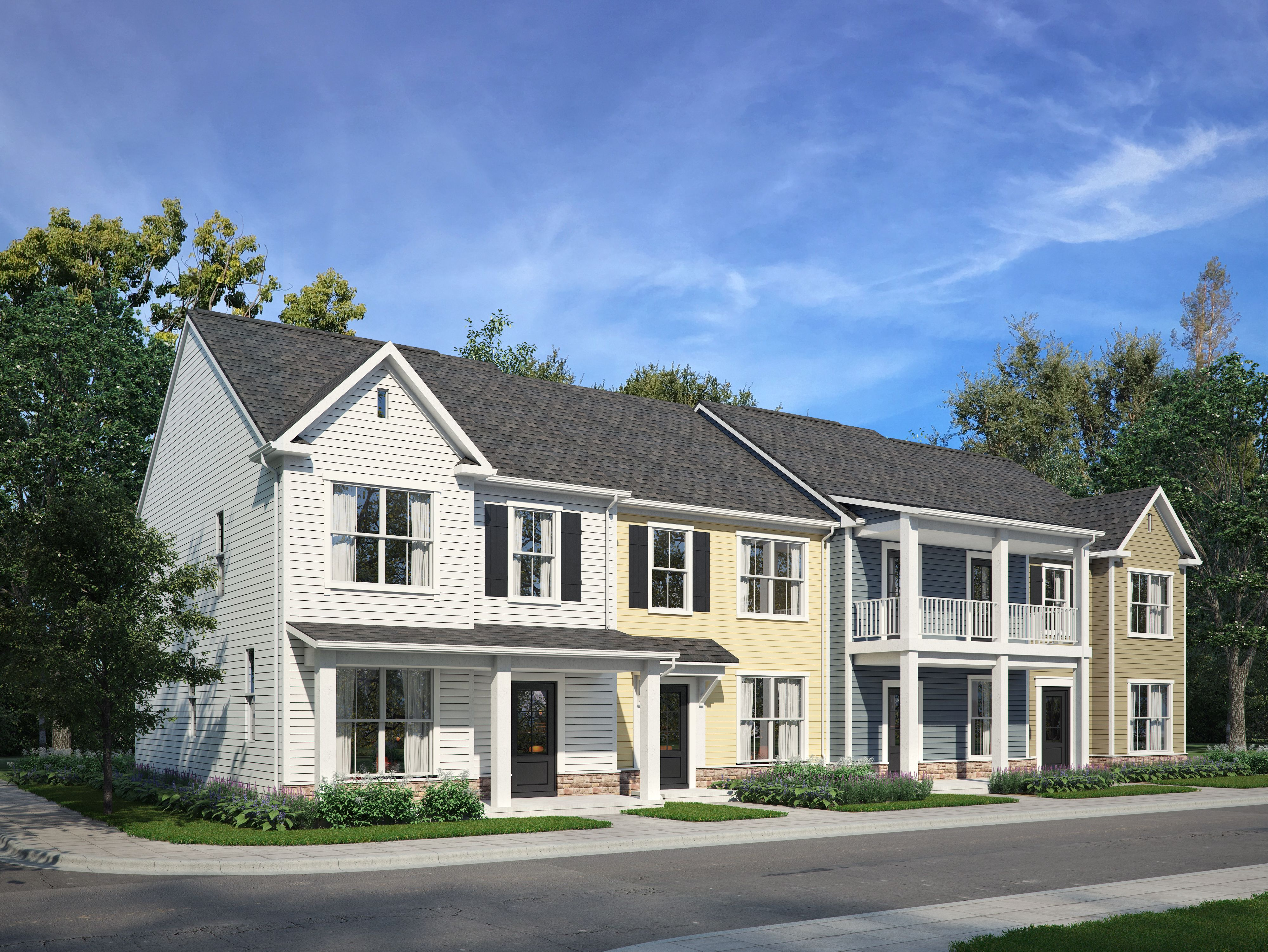 Exterior featured in The Stafford By Stateson Homes in Roanoke, VA
