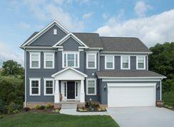 The Burwell - Heron's Landing: Radford, Virginia - Stateson Homes