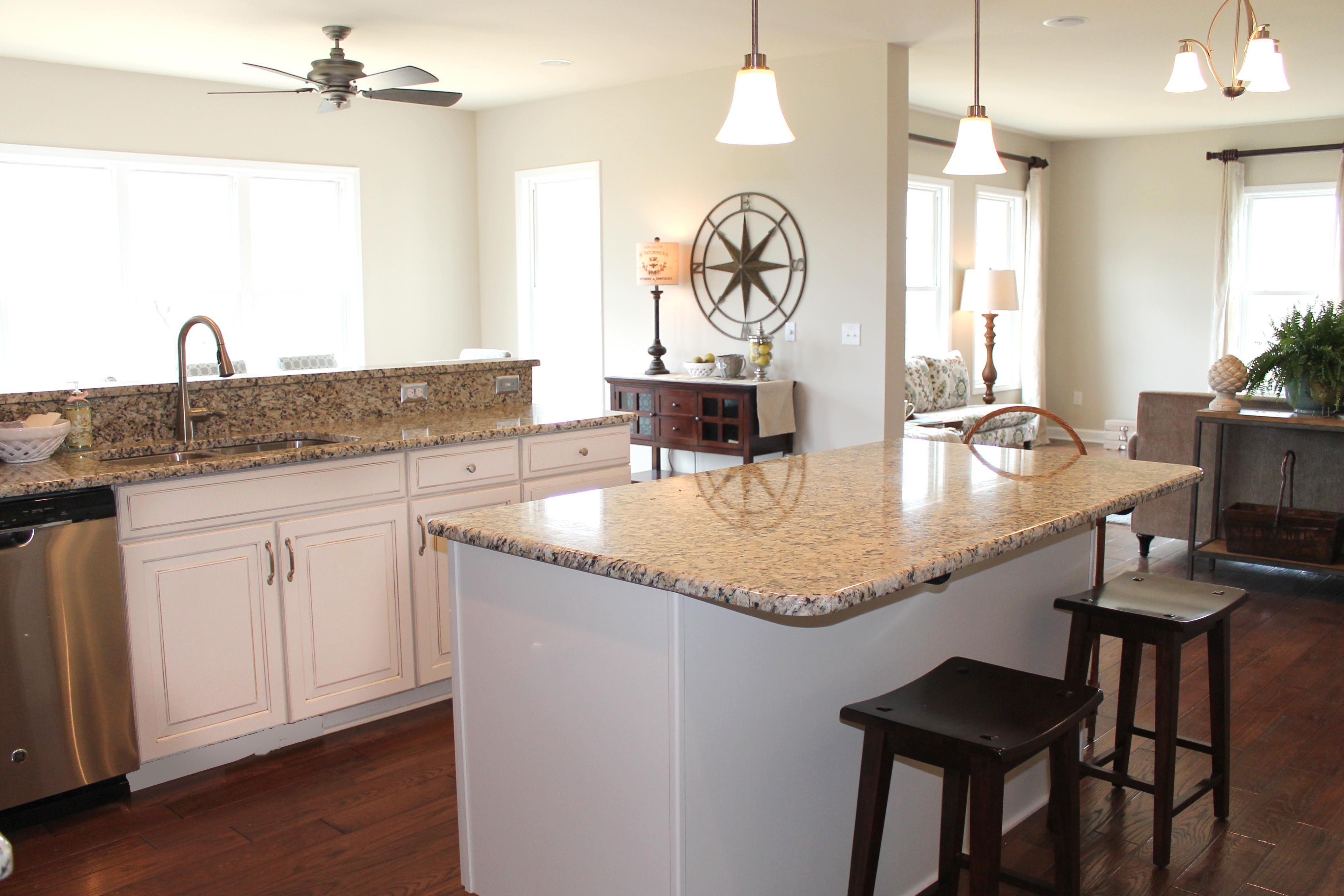 Kitchen featured in The Burwell By Stateson Homes in Blacksburg, VA