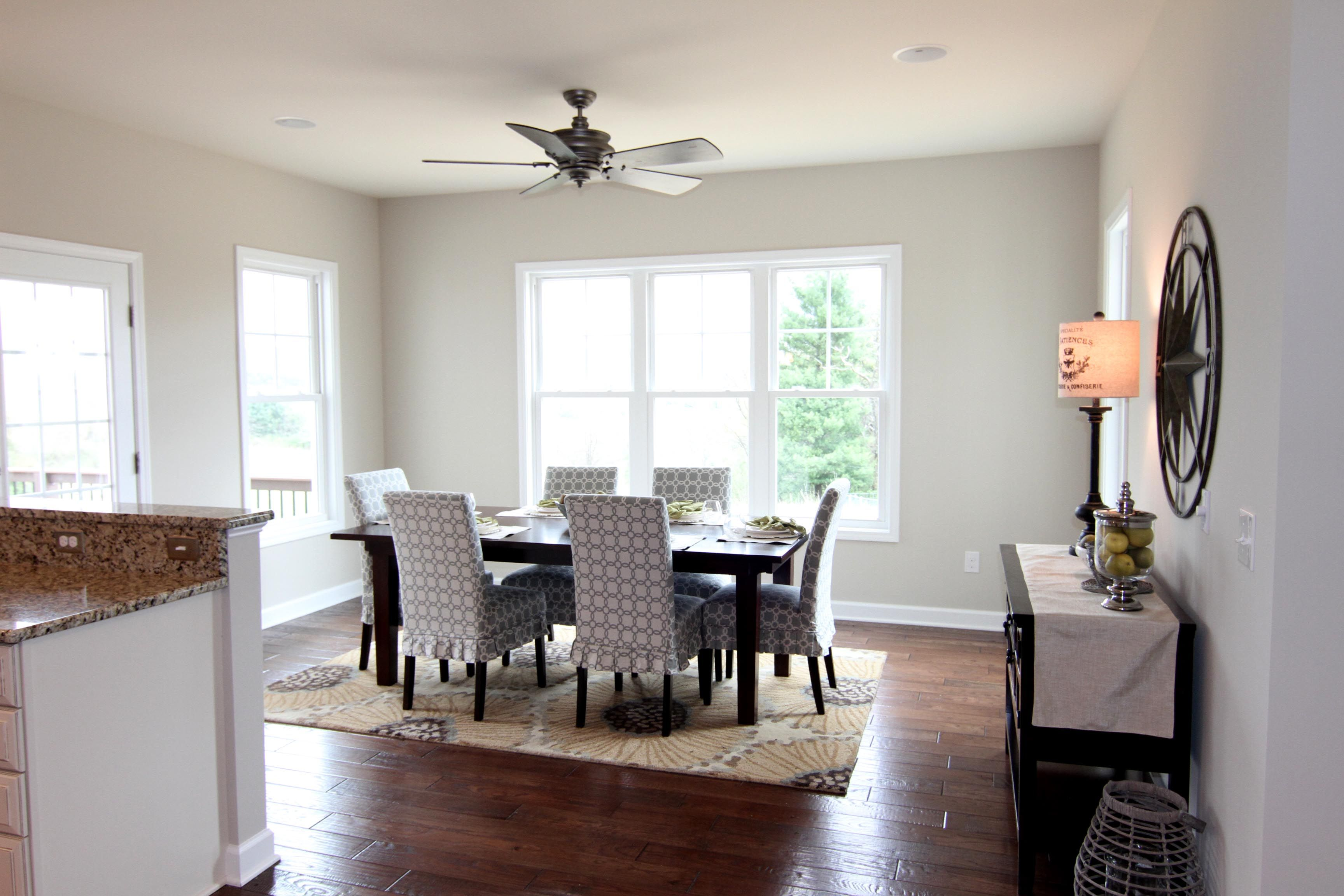 Living Area featured in The Burwell By Stateson Homes in Blacksburg, VA