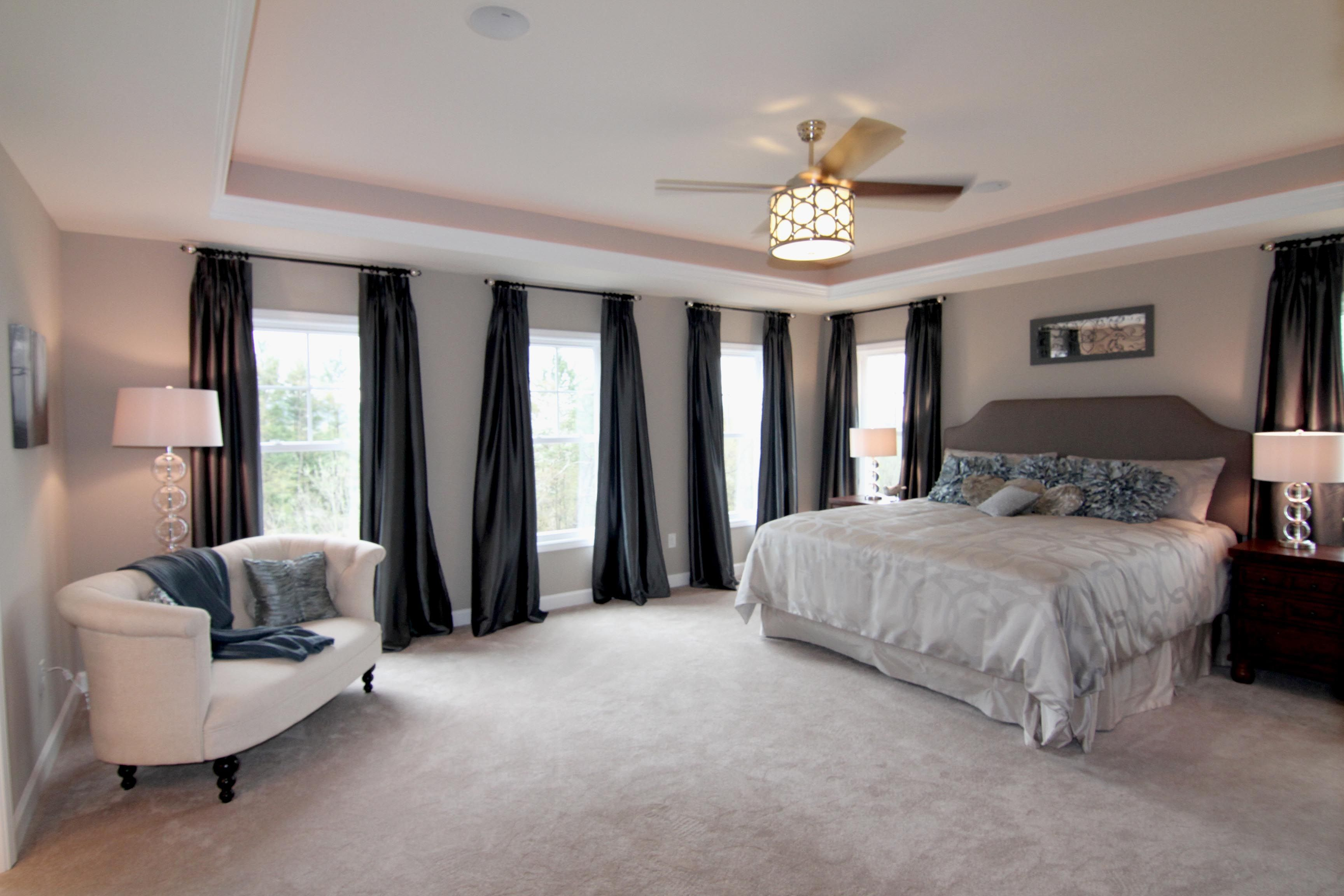 Bedroom featured in The Burwell By Stateson Homes in Blacksburg, VA