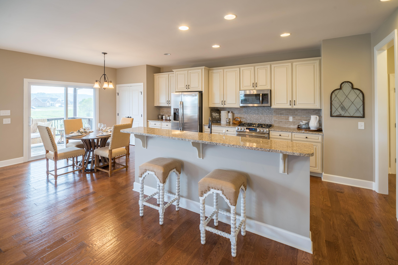 Kitchen featured in The Chesapeake By Stateson Homes in Blacksburg, VA