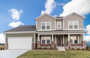 The Ashland - Clifton Single Family Homes: Christiansburg, Virginia - Stateson Homes