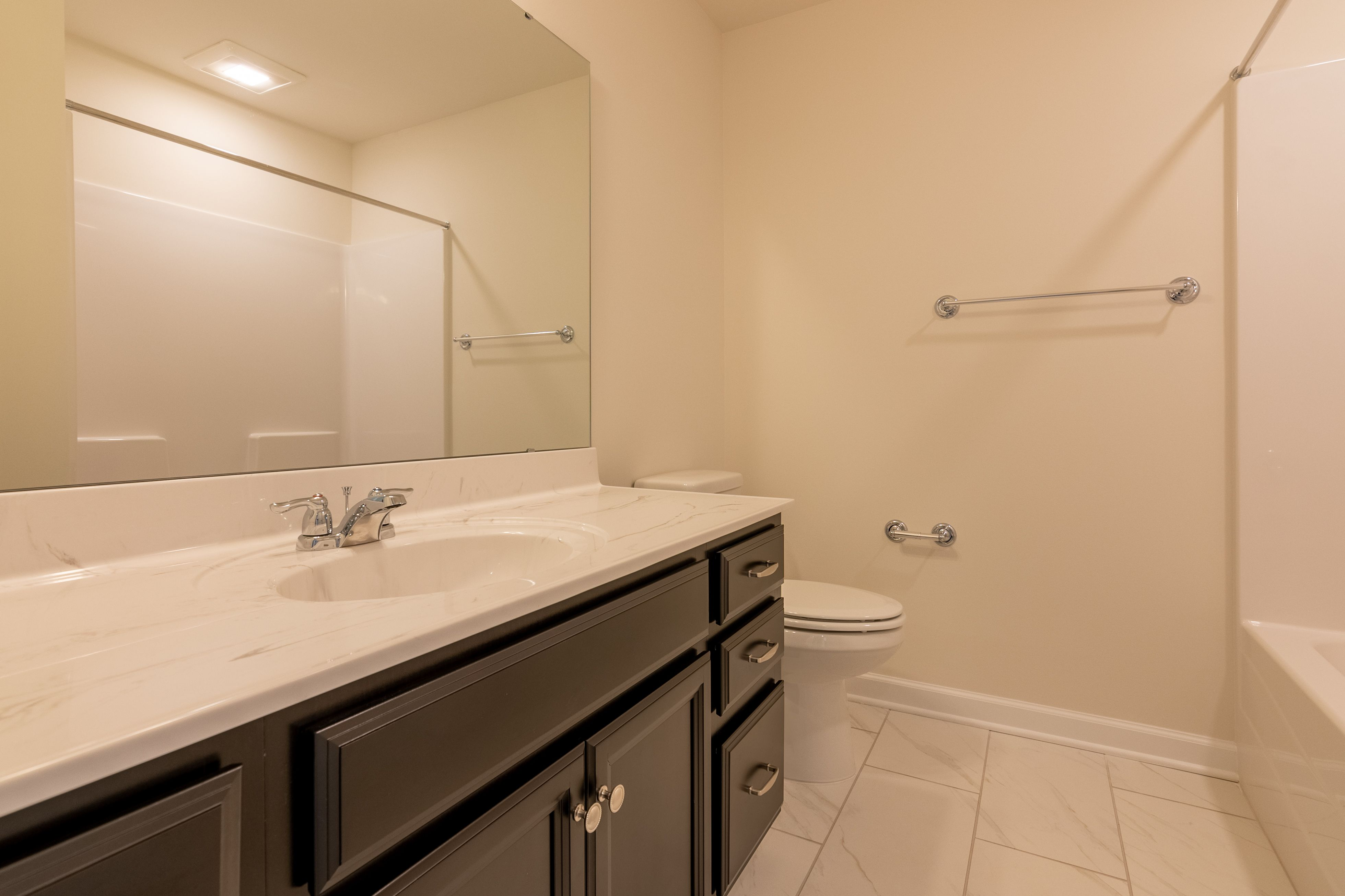 Bathroom featured in The Lexington By Stateson Homes in Roanoke, VA