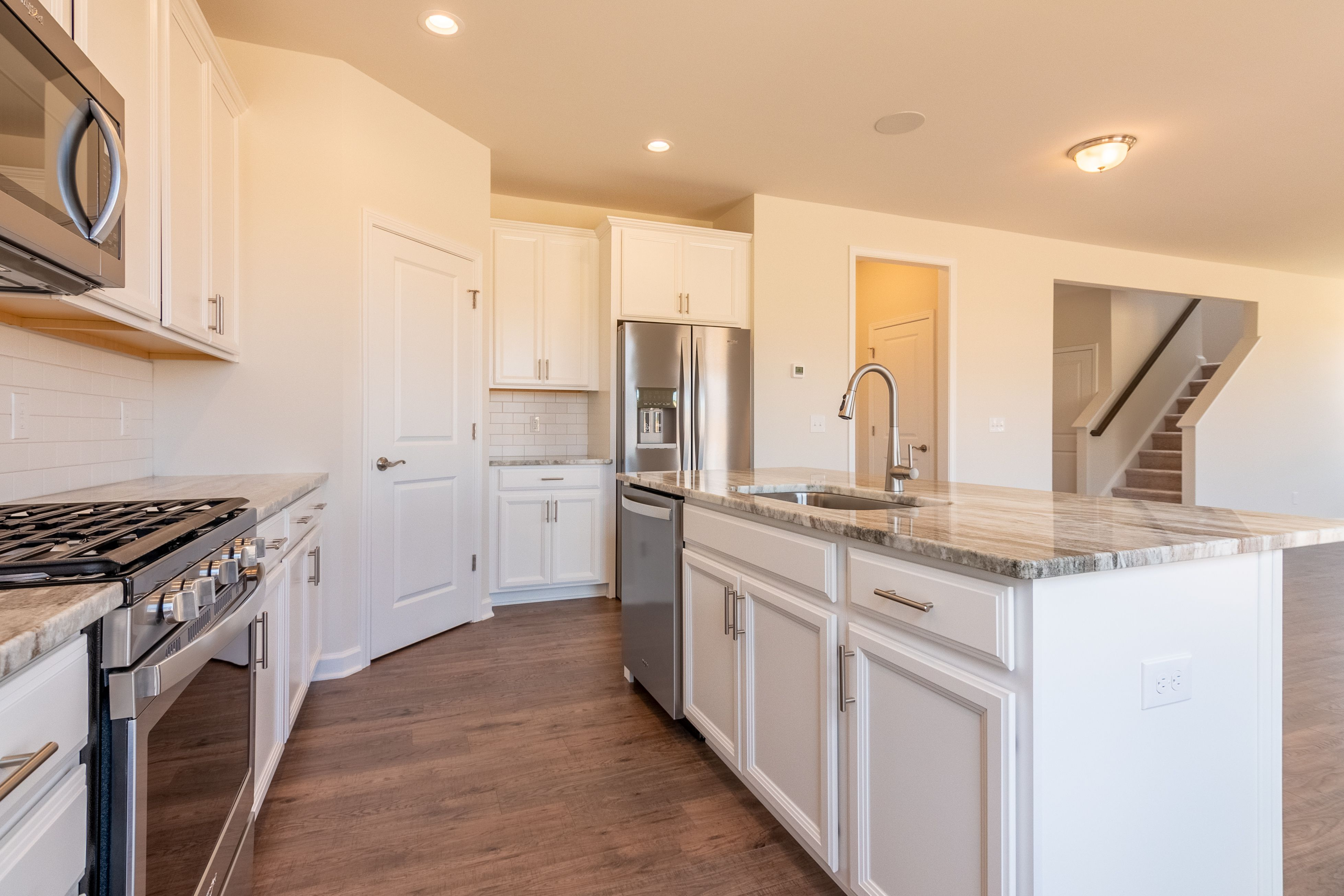 Kitchen featured in The Madison By Stateson Homes in Blacksburg, VA